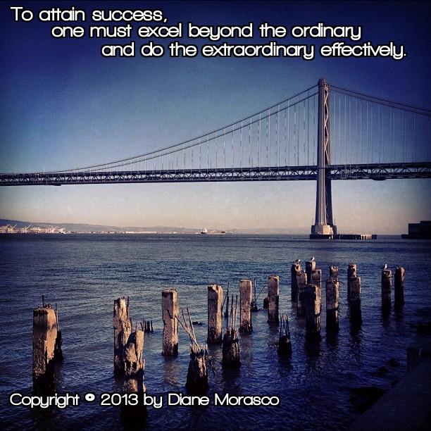 Success Quote Diane Morasco