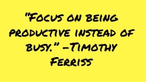 being-productive-quote