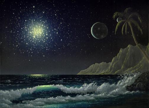 beach hawaiian_night_m
