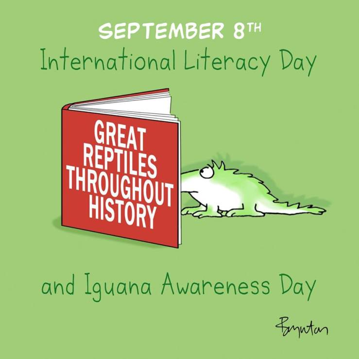 Image result for national iguana awareness day